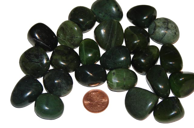 Jade stabilizes your personality - Free info on healing meanings and how to use with purchase - Free shipping over $60.