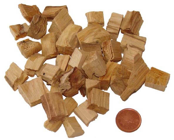 Burning Palo Santo wood chips calms your spirit and gets rid of negative energy - Free shipping over $60.