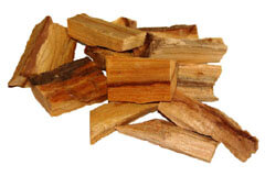 """Palo Santo which means """"Holy Wood"""" is used for removing negative energy, repelling insects, disinfecting the air, relaxation & more - Free shipping over $60."""